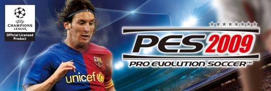 Pro Evolution Soccer 2009 Pes2009